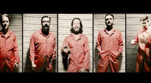 """Folsom Prison Blues"" Goes A Cappella In Cover From Home Free"