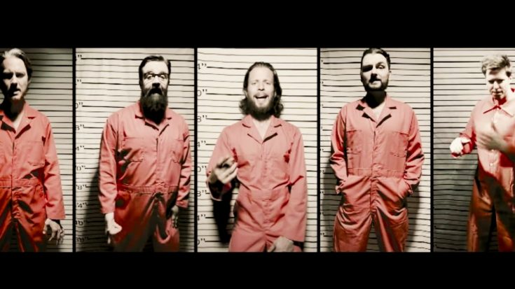 """""""Folsom Prison Blues"""" Goes A Cappella In Cover From Home Free"""