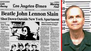 John Lennon's Killer Apologizes To Yoko Ono, Says He Deserves Death Penalty
