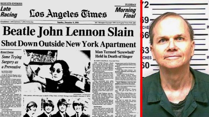 John Lennon's Killer Apologizes To Yoko Ono, Says He Deserves Death Penalty | Classic Country Music Videos