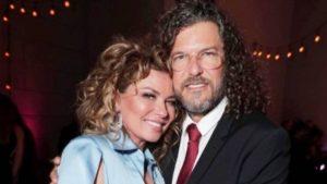 "Shania Twain Makes ""Rare"" Public Appearance With Husband"