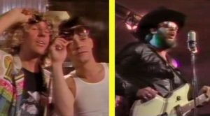 """Van Halen Parties It Up With Hank Jr. In """"Bocephus"""" Music Video"""