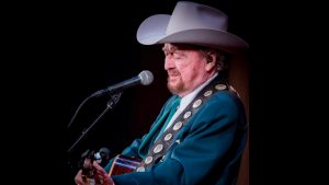 'Whiskey River' Songwriter Johnny Bush Has Died At 85