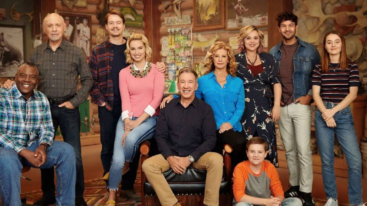 """""""Last Man Standing"""" Begins Filming – Tim Allen Tweets From First Day On Set 