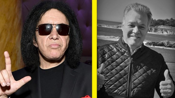 Gene Simmons Recalls Running Into Eddie Van Halen After Cancer Diagnosis   Classic Country Music Videos