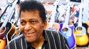 Charley Pride Is This Year's Recipient Of The Willie Nelson Lifetime Achievement Award