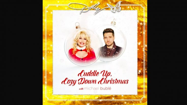 Michael Bublé Joins Dolly Parton On New Holiday Love Song | Classic Country Music Videos