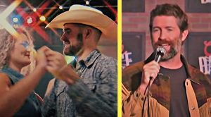 Josh Turner Throws It Back To The '90s With New Music Video