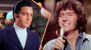 "Mac Davis Sings ""A Little Less Conversation,"" Which He Co-Wrote & Elvis Recorded"