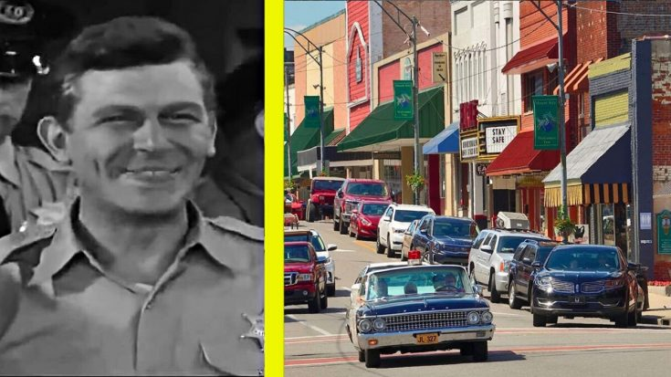 Andy Griffith Fans Can Visit The Real Town Of Mayberry | Classic Country Music Videos