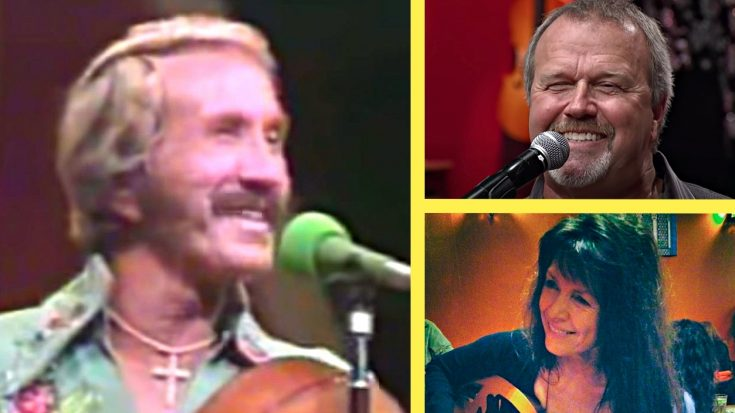 Marty Robbins Had 2 Children….And They're Both Singers Too | Classic Country Music Videos