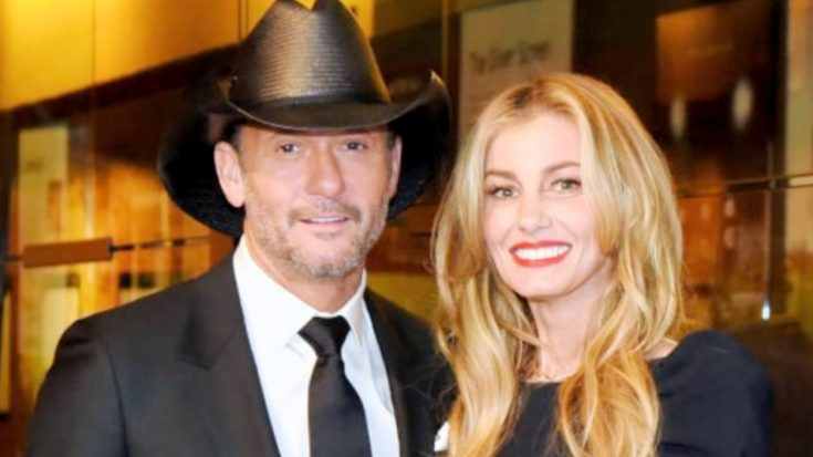 Tim McGraw Honors 24th Anniversary With Faith Hill Through Post On Social Media | Classic Country Music Videos