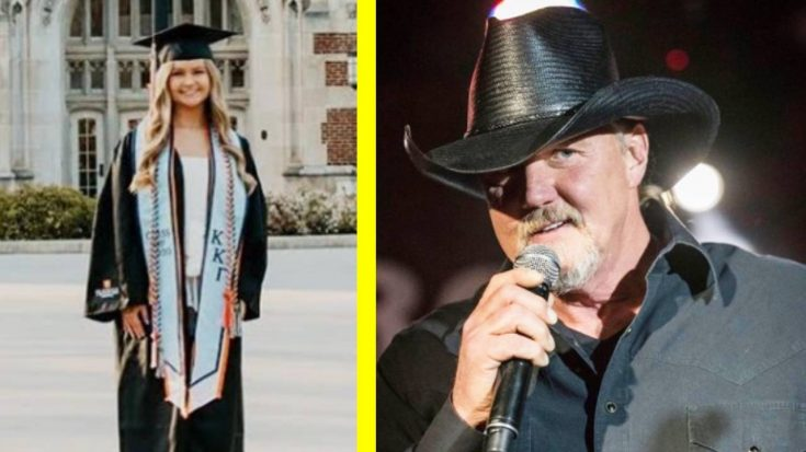 Trace Adkins Shares New Photo Of Daughter Mackenzie | Classic Country Music Videos