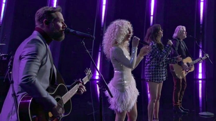Little Big Town Honor Kenny Rogers With CMA Tribute Performance | Classic Country Music Videos