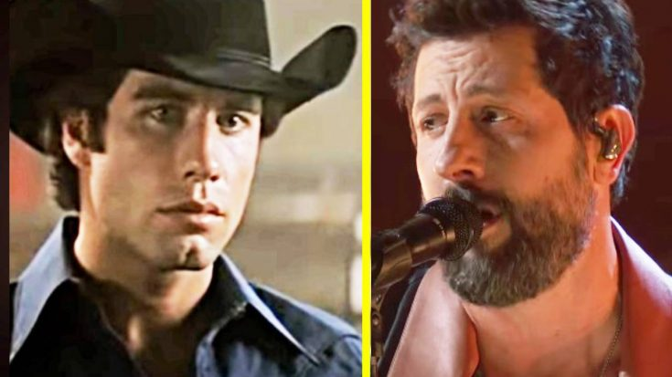 """CMA Awards Celebrate 40th Anniversary Of """"Urban Cowboy"""" With Tribute Performance 