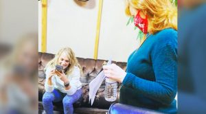 "Carrie Underwood & Reba McEntire Working On ""Secret Project"""