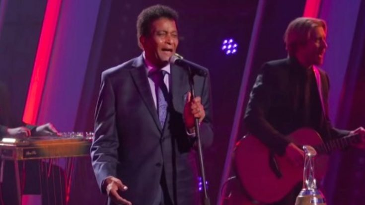 """Charley Pride Talks Performing At 2020 CMA Awards: """"I Enjoyed It"""" 