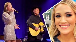 "Clint Black ""Very Proud"" Daughter Lily Is Inspired By Carrie Underwood"