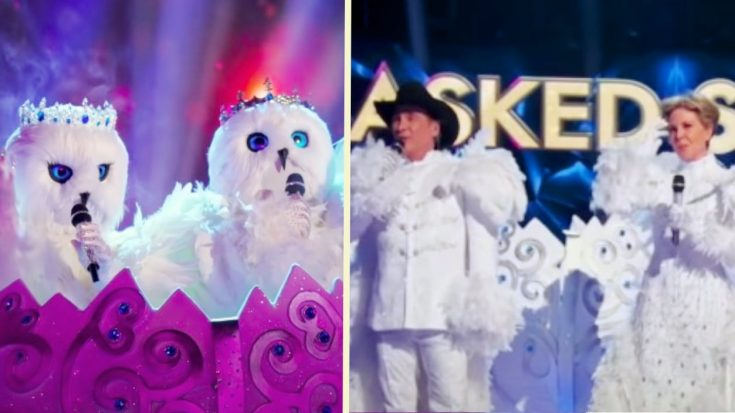 "Clint Black & Lisa Hartman Black Unveiled As Snow Owls On ""The Masked Singer"" 