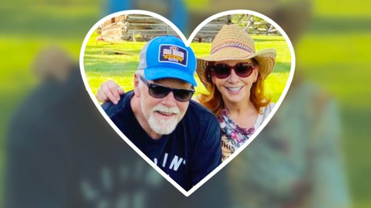"""Reba McEntire Says She's """"In Love"""" With New Boyfriend Rex Linn 