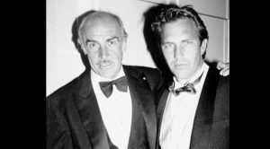 """Kevin Costner Mourns Death Of """"The Untouchables"""" Costar Sean Connery"""