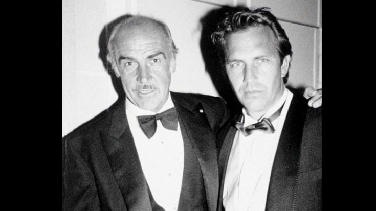 """Kevin Costner Mourns Death Of """"The Untouchables"""" Costar Sean Connery 