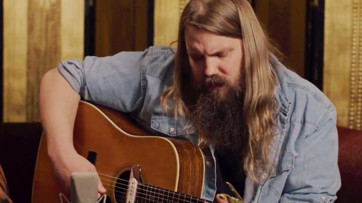 """Chris Stapleton's Wife Joins Him For """"I Hope You Dance"""" Cover   Classic Country Music Videos"""