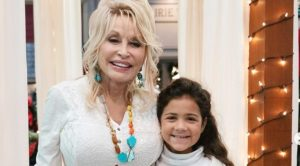 Dolly Parton Yanks Child From Path Of Oncoming Car