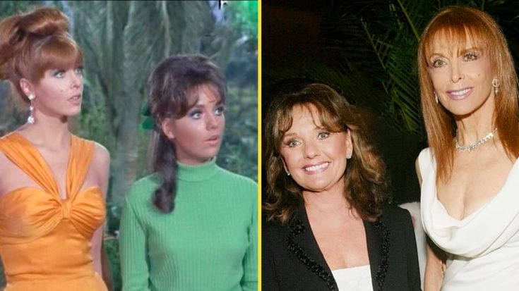 """Tina Louise Remembers """"Gilligan's Island"""" Co-Star Dawn Wells 
