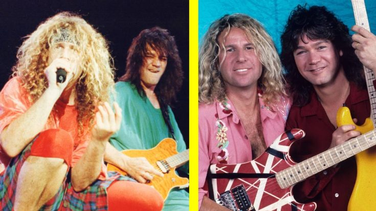 After Years Of Conflict, Sammy Hagar Details Final Phone Call With Eddie Van Halen | Classic Country Music Videos