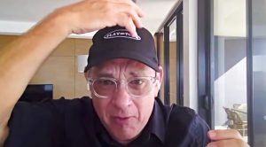 """Tom Hanks Shows """"Horrible"""" Haircut As Colonel Tom Parker"""