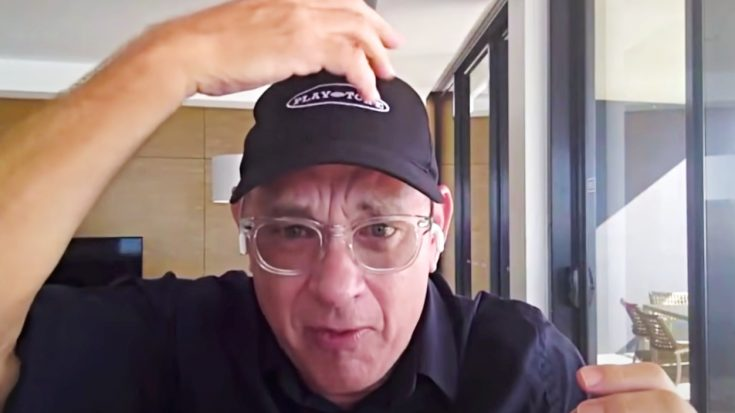 """Tom Hanks Shows """"Horrible"""" Haircut As Colonel Tom Parker   Classic Country Music Videos"""