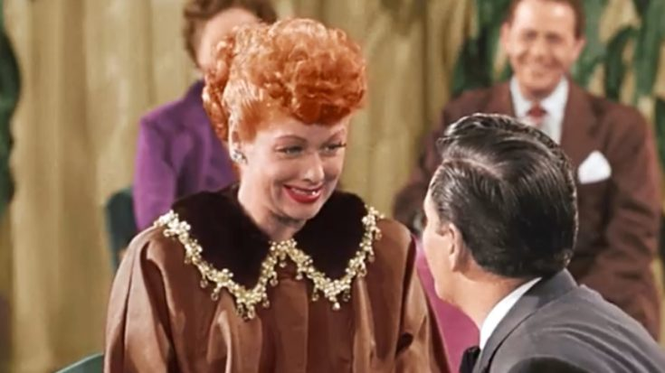 """'I Love Lucy' Star Lucille Ball Was Not Allowed To Say She Was """"Pregnant"""" 