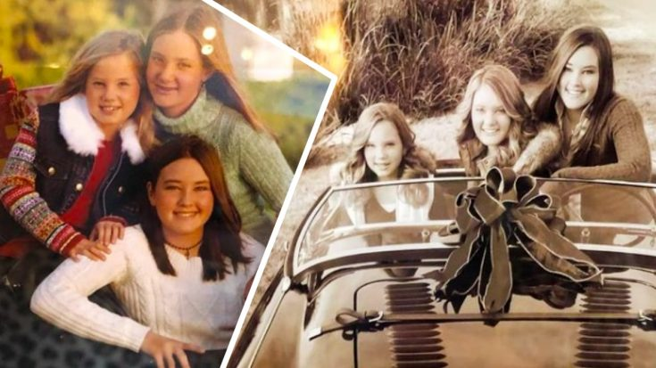Alan Jackson's Daughter Mattie Shares Throwback Photos Of Her & Sisters | Classic Country Music Videos
