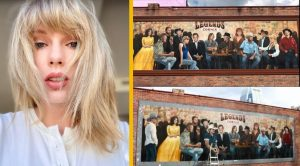 Taylor Swift Was Removed From Nashville's Country Legends Mural
