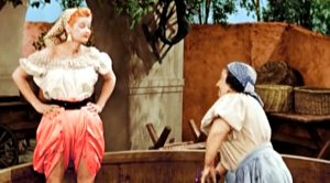 Lucille Ball Nearly Died During Grape-Stomping Scene