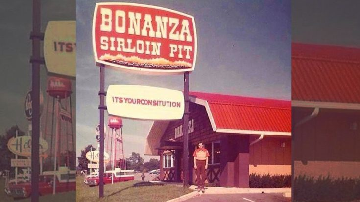 People Can Visit A Bonanza Steakhouse Before They Permanently Close | Classic Country Music Videos