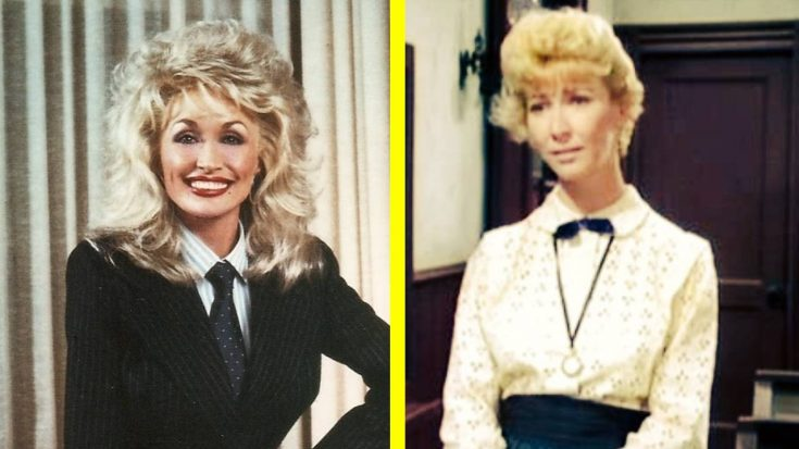 """""""Little House On The Prairie"""" Actress Once Borrowed Dolly Parton's Wig 