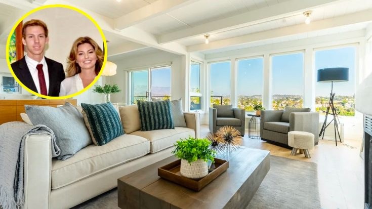 Shania Twain's Son Buys $1.8 Million House In LA | Classic Country Music Videos