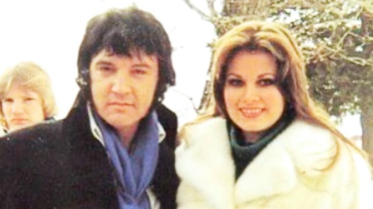 Elvis & Ginger Alden Got Engaged In His Master Bathroom At Graceland | Classic Country Music Videos