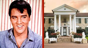 Elvis Presley's Graceland Offers First-Ever Virtual Tour