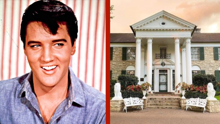 Elvis Presley's Graceland Offers First-Ever Virtual Tour | Classic Country Music Videos