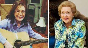 "Loretta Lynn Sends Birthday Message To Betty White: ""We All Adore You"""