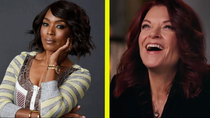 Johnny Cash's Daughter Discovers Relation To Actress Angela Bassett | Classic Country Music Videos
