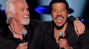 Lionel Turned Kenny Rogers' BBQ Invitation Down…So He Sent A Helicopter