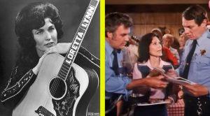 "Loretta Lynn Guest Starred On ""Dukes Of Hazzard"" & ""Fantasy Island"""