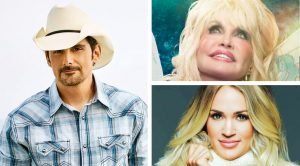 "Brad Paisley Celebrates Female Country Artists With New Song ""Off Road"""