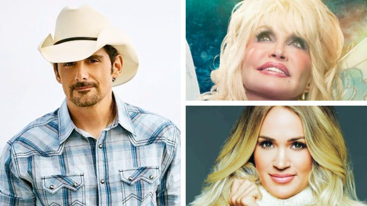 """Brad Paisley Celebrates Female Country Artists With New Song """"Off Road"""" 