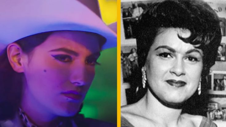 "Patsy Cline's ""Crazy"" Gets First-Ever Music Video 