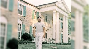 """Lisa Marie Presley Unveils Elvis's """"Secret Room"""" At Graceland"""